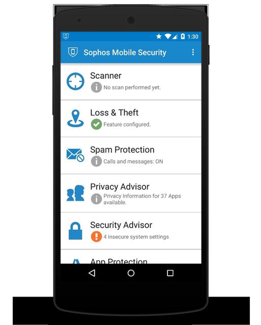Download Sophos Mobile Security