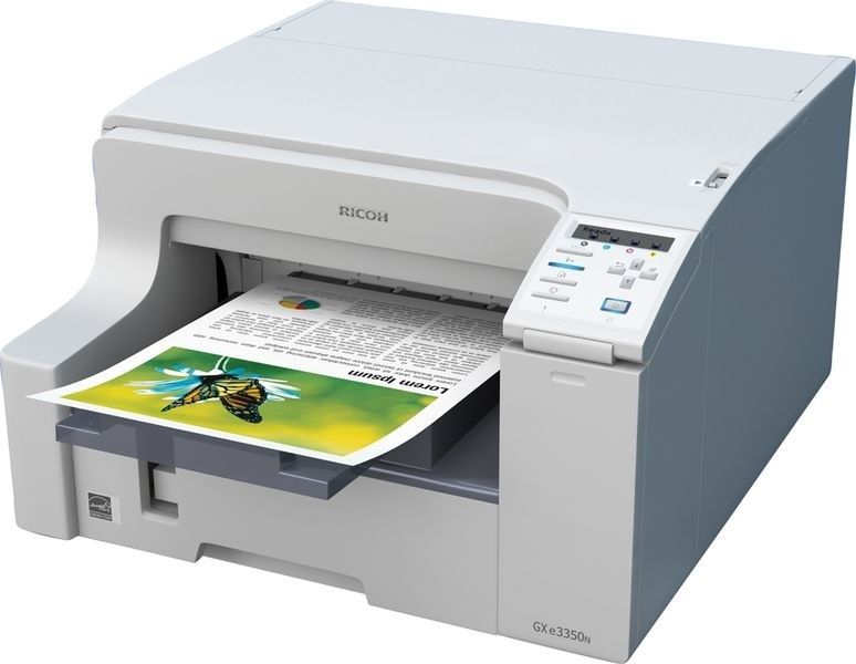 Ricoh GX e3300N Printer Driver