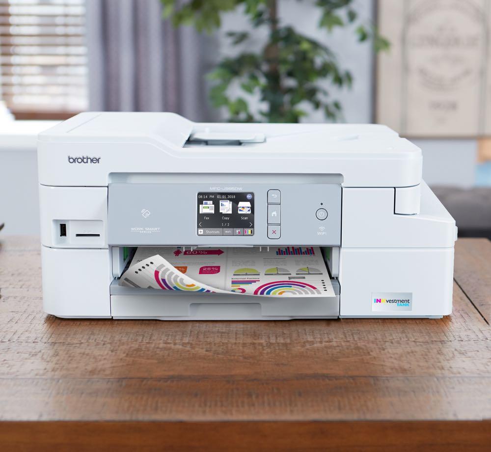 Brother Printer Server Error 14