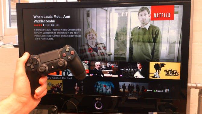 Netflix For PlayStation