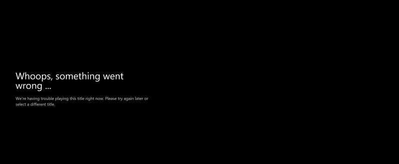 Netflix Error Codes