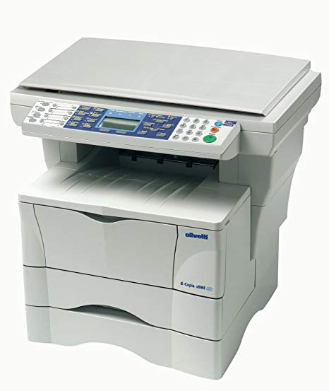 Olivetti d-copia 16mf Printer