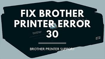 Brother Printer error 48