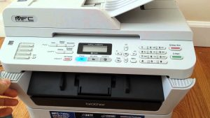 Brother Printer Machine Error 0A