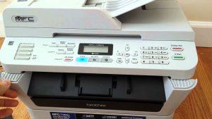 Brother Printer Machine Error 0A