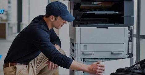 Dell Printer Error 009-654