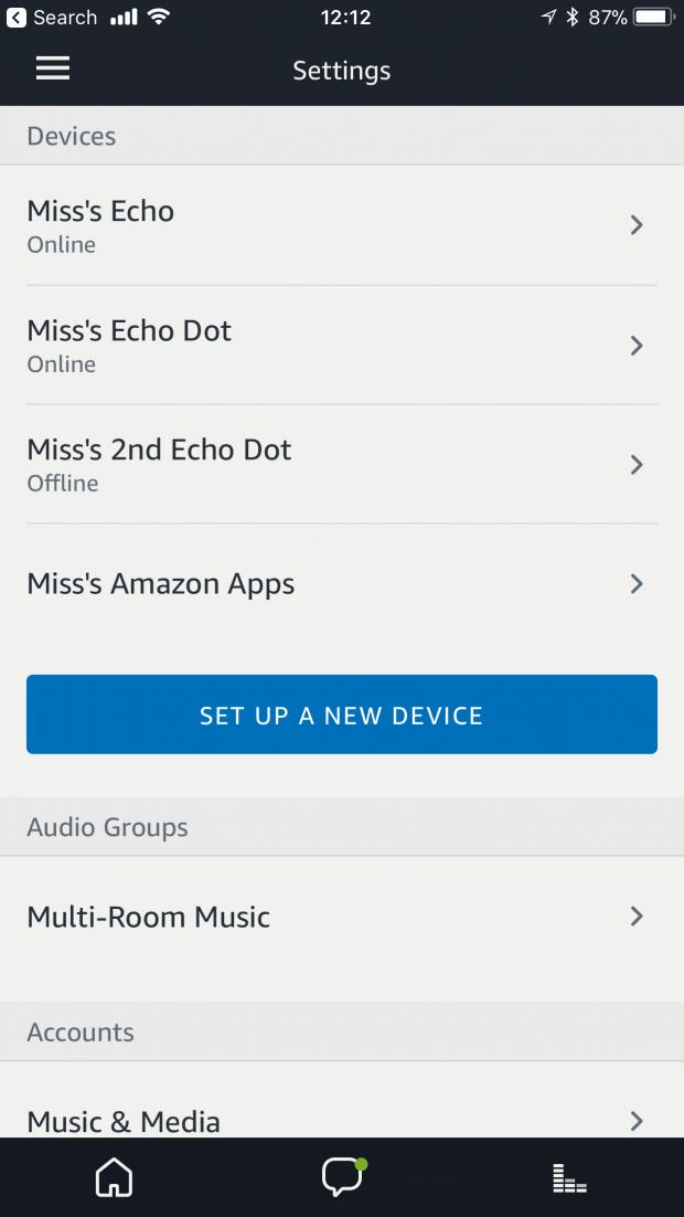 Alexa Amazon App Not Working