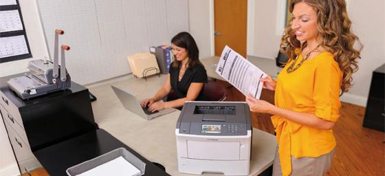 Lexmark Printer ms811dn Driver