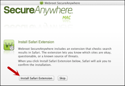 Webroot Antivirus For Mac