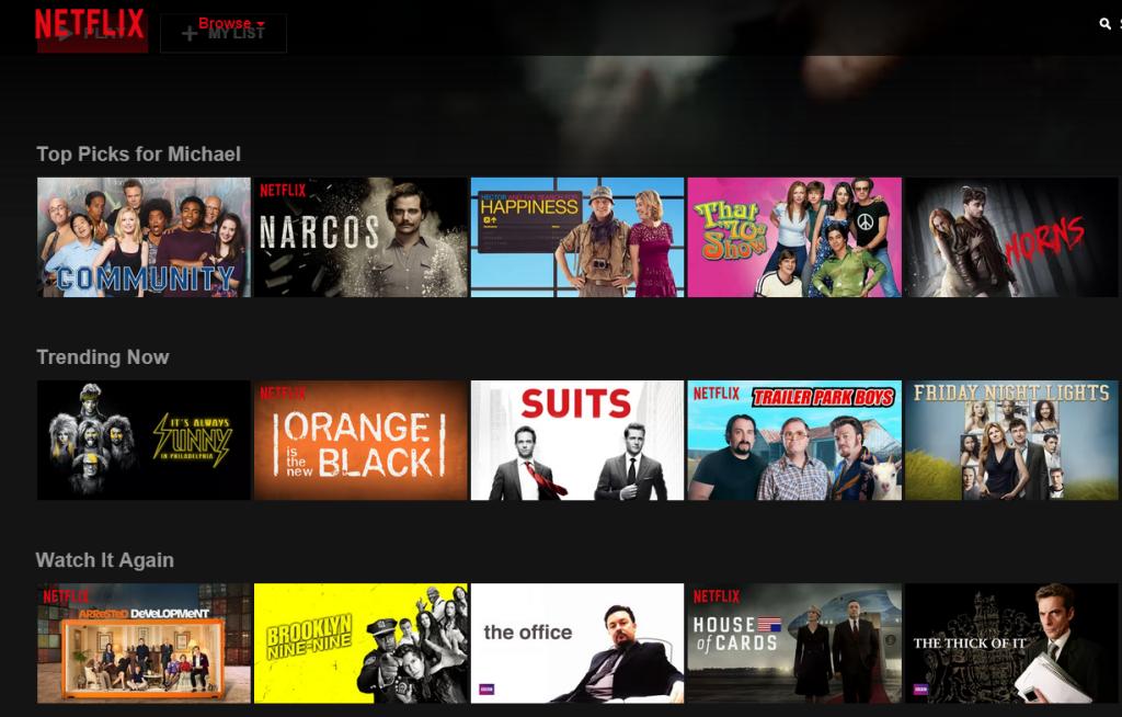 Netflix Error tvq-st-103