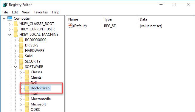 Dr Web Antivirus Removal Tool
