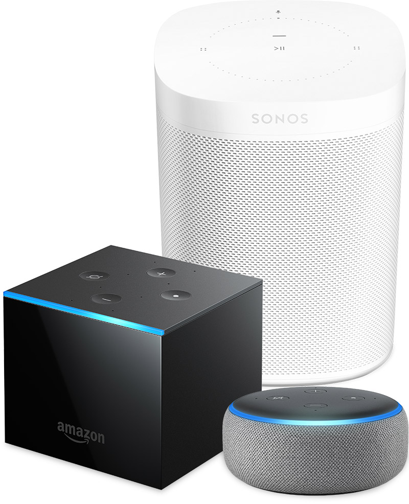 Alexa Amazon Fire Stick
