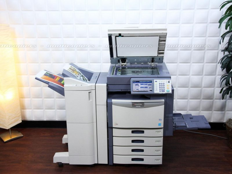 Toshiba Printer 2330c Driver