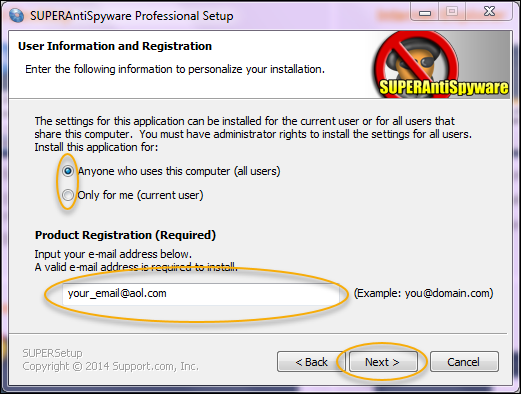 Download Free Antivirus SuperantiSpyware
