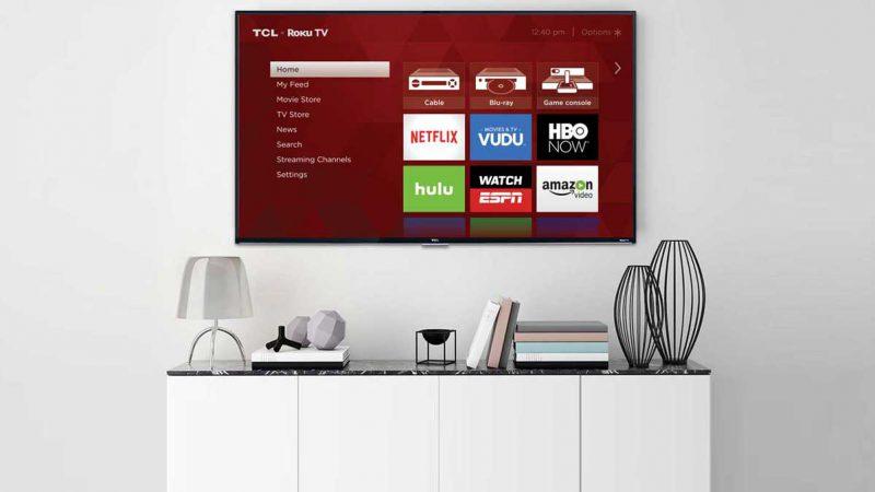 TCL Smart TV Roku