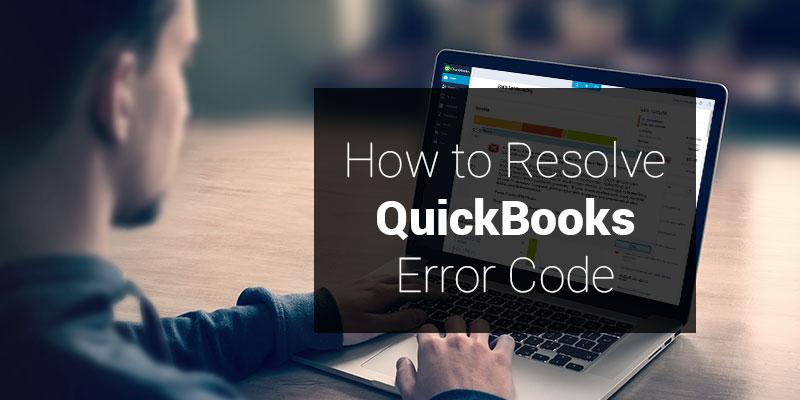 Quickbooks Desktop Error code 80029c4a