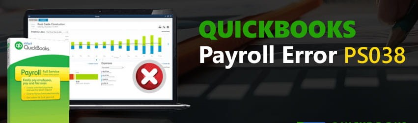 Quickbooks Error ps038