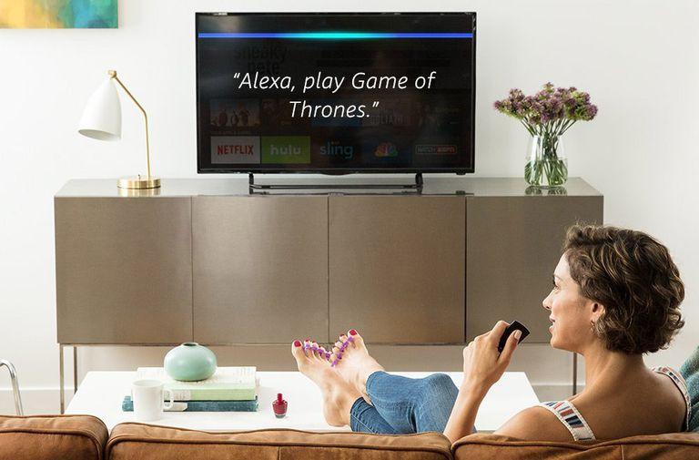 TCL smart TV Alexa