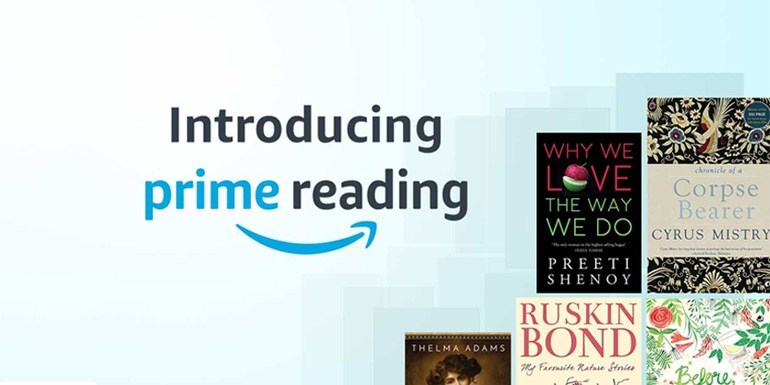 Amazon prime ebooks