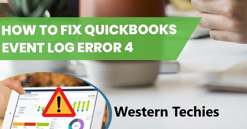 Quickbooks Error ID 4