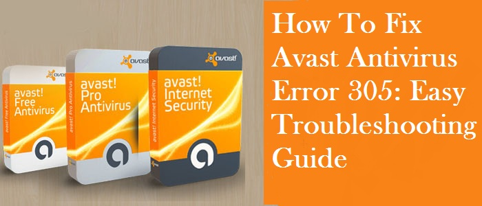 Avast Antivirus Error 110