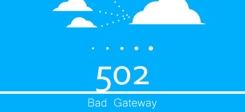 How to Fix HTTP 502 Bad Gateway Error?