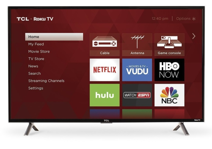 TCL smart TV Best Buy