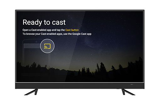 TCL smart TV chromecast