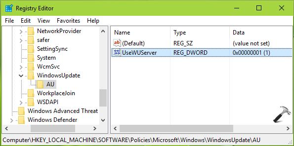 Windows Error Code 0x800f0954