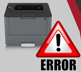 HP Printer Error 2753