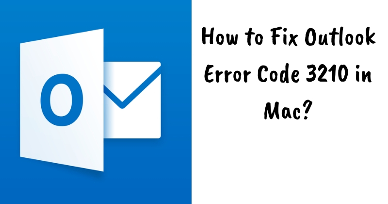 Outlook error code 3210