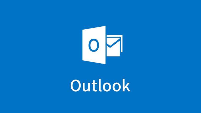 Outlook error synchronizing folder