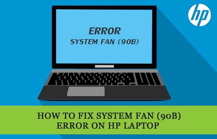 Hp laptop error 90b