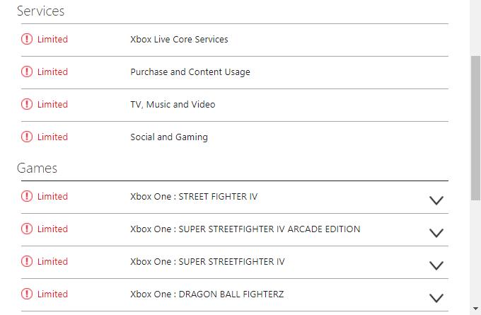 Xbox One error code 0x8000ffff