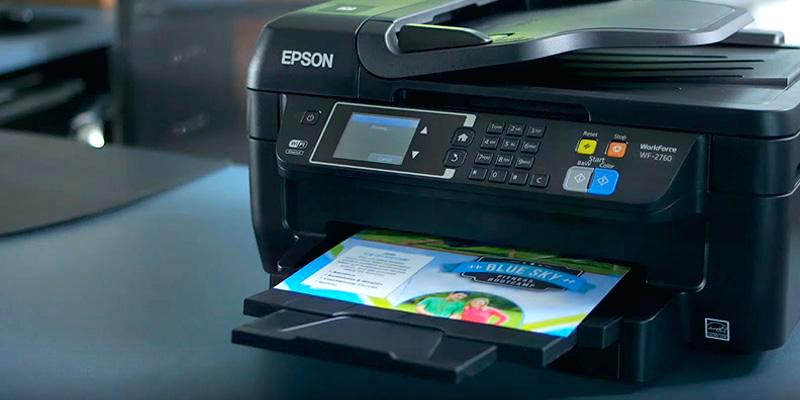 Epson WorkForce WF-2760 Printer Driver