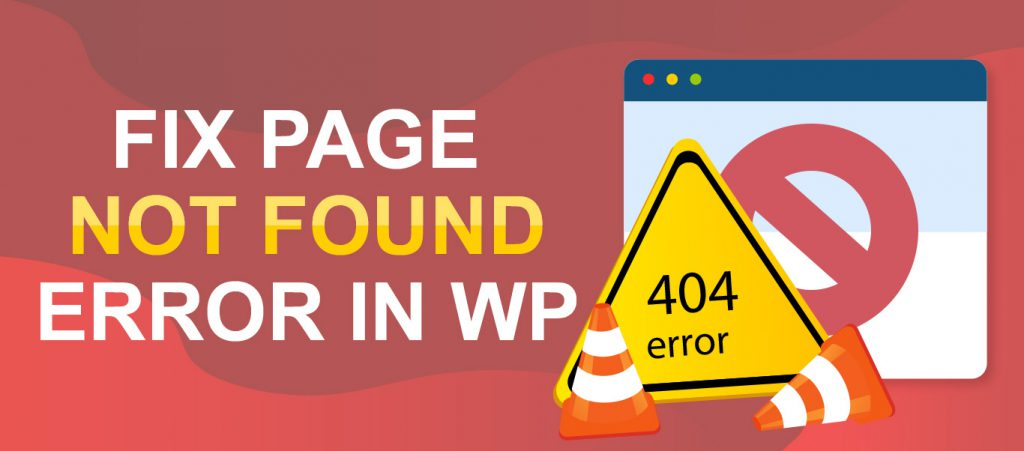 Wordpress error 404