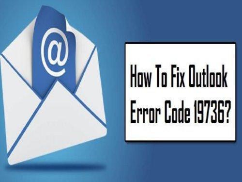 Error code 19736 Outlook for Mac |