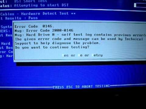 Dell error 2000-0415