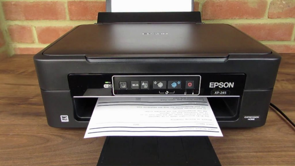 Epson Expression XP 245 Wireless Printer Driver