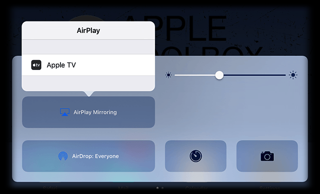 AirPlay not working