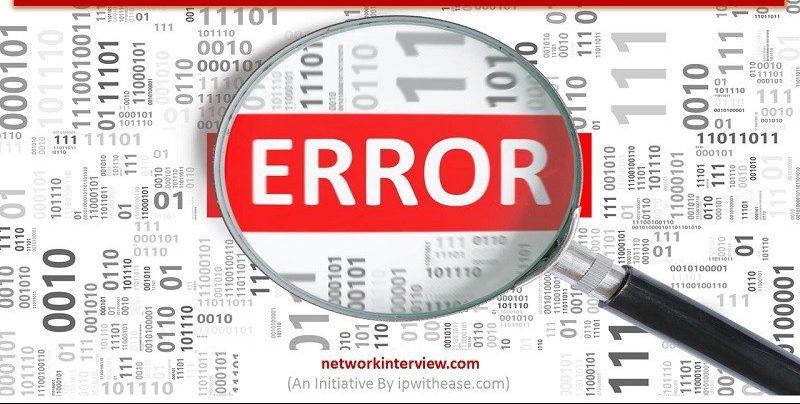 VPN Error 807
