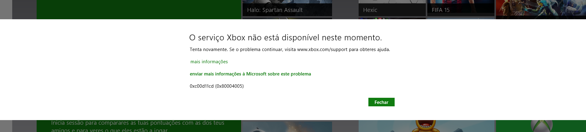 xbox one media player error 0xc00d11cd