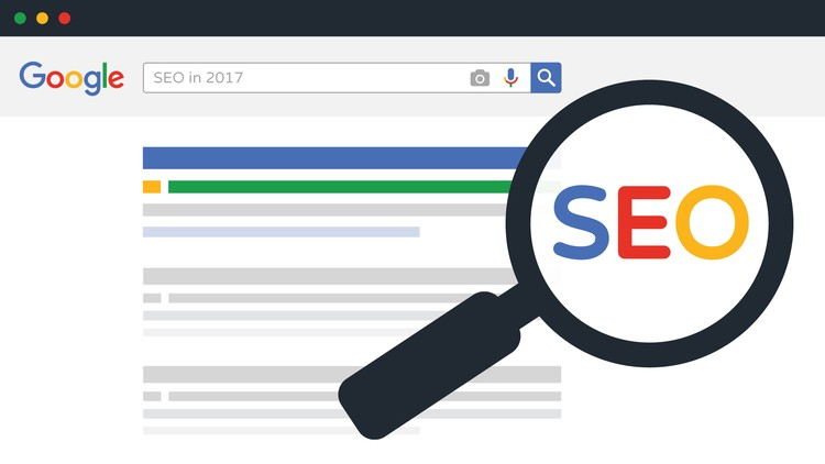 Search Engine Optimization by Google Search