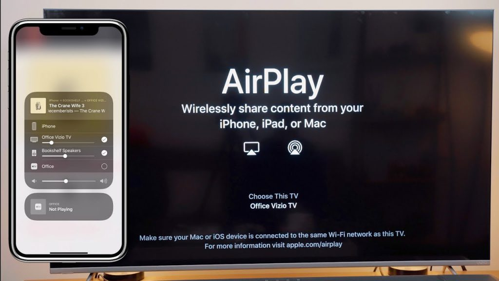Airplay error 10