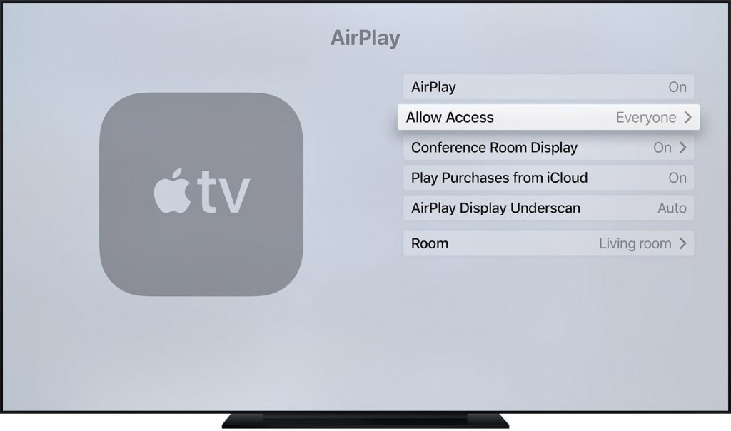 Airplay not working on mac