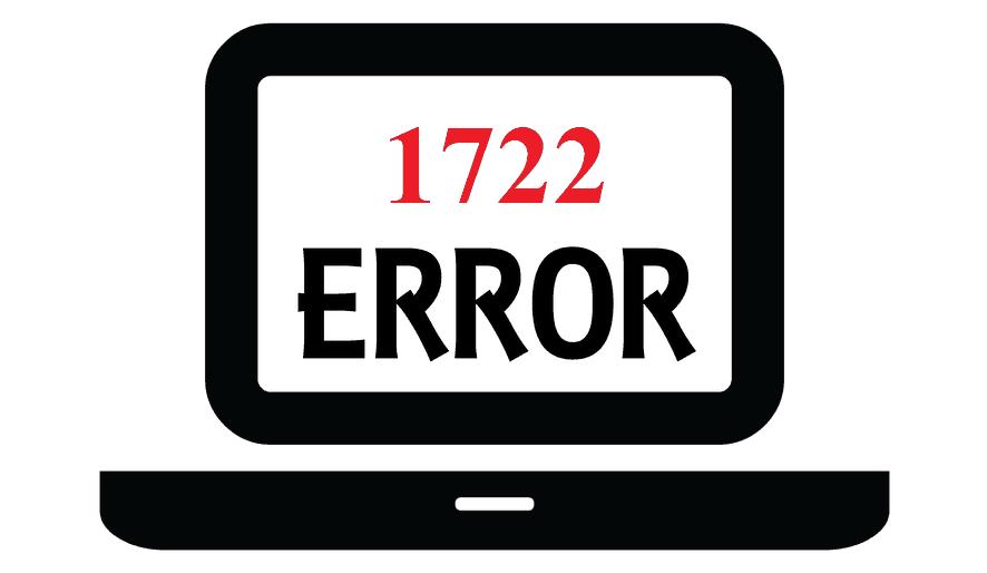 Install error 1722