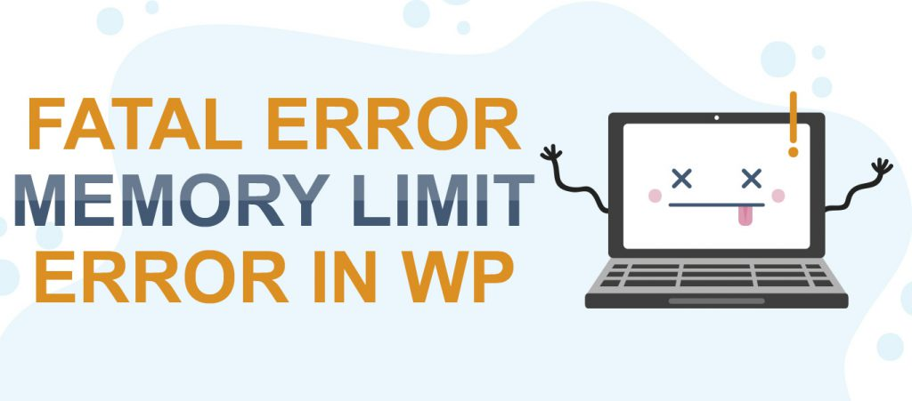Wordpress fatal error